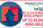 Arts and Development Grants 2019